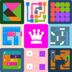 Puzzledom – classic puzzles all in one APK MOD 7.9.9696