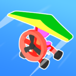 Road Glider – Incredible Flying Game APK MOD 1.0.25