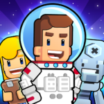 Rocket Star – Idle Space Factory Tycoon Game APK MOD 1.47.1