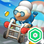 Strong Granny – Win Robux for Roblox platform APK MOD 3.1