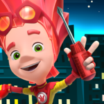 The Fixies Town Games for Kids! Girl and Boy Games APK MOD 2.6.3