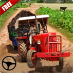 Tractor Trolley: Offroad Driving Tractor Trolley APK MOD 1.5