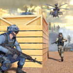 new action games  : fps shooting games APK MOD 3.7