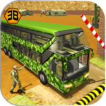 Army Bus Driving 2019 – Military Coach Transporter APK MOD 1.0.9