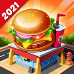 Cooking Crush: New Free Cooking Games Madness APK MOD 1.3.6