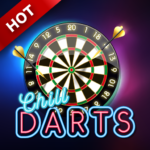 Darts and Chill: super fun, relaxing and free APK MOD 1.671