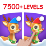 Differences in Eyes, Find & Spot all Differences APK MOD 1.9.1