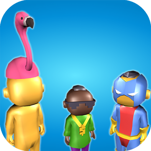 Fall Guys Flat On Ground – Ultimate Challenges APK MOD 0.22