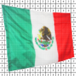 Flags Country Pixel Art Color By Number APK MOD 8.0