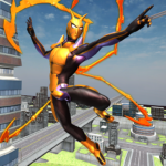 Flying Spider Hero Two -The Super Spider Hero 2020 APK MOD 0.2.7