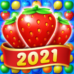 Fruit Diary – Match 3 Games Without Wifi APK MOD 1.28.0