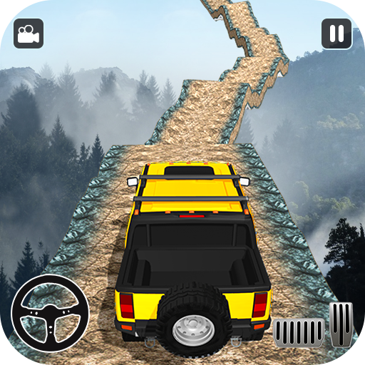 Offroad Jeep Driving Stunt 3D : Real Jeep Games APK MOD 1.0