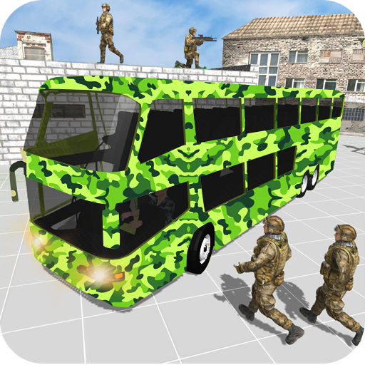 Offroad New Army Bus Game 2019 APK MOD 2.0.0