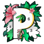Paint.ly Color by Number – Fun Coloring Art Book APK MOD 2.1.6.4