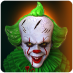 Pennywise scary evil clown: Horror adventure games APK MOD 3