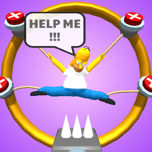 Save the Dude! Rope Puzzle Game APK MOD 1.0.45