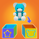 Toy sort 3D: How to be a dutiful kid? APK MOD 1.0.0011