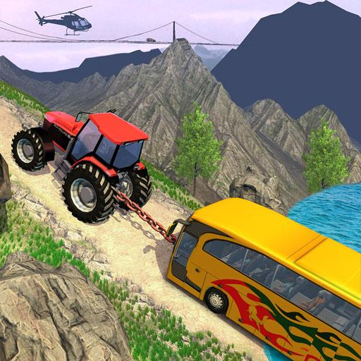 Tractor Pull Simulator Drive: Tractor Game 2020 APK MOD 1.14
