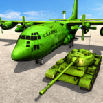 US Army Tank Transporter Truck Driving Games 2021 APK MOD 1.9