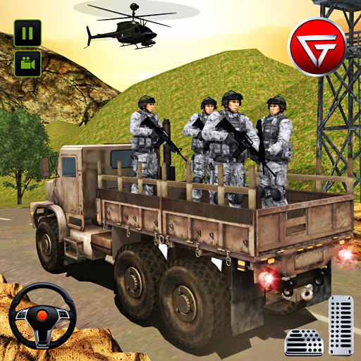 US Army Truck Driving 2018: Real Military Truck 3D APK MOD 1.0.5