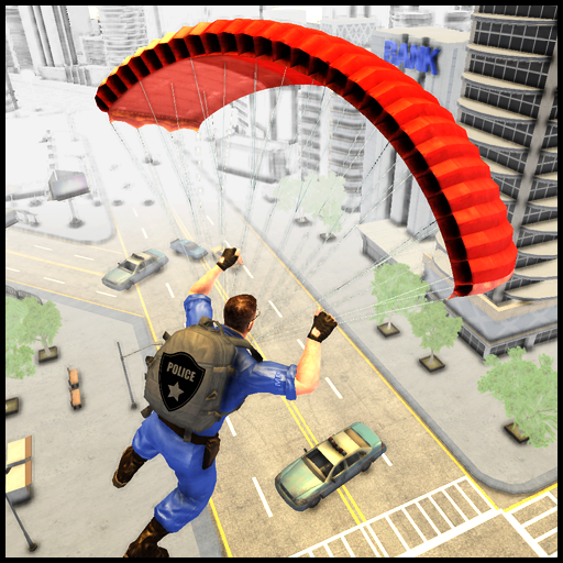US Police Free Fire – Free Action Game APK MOD 1.0.9