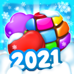 Candy House Fever – 2020 free match game APK MOD 1.2.7