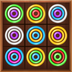 Color Rings – Colorful Puzzle Game APK MOD 3.4