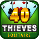 FORTY THIEVES SOLITAIRE APK MOD 1.25