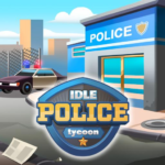 Idle Police Tycoon – Cops Game APK MOD 1.2.1
