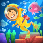 Kiddos under the Sea : Fun Early Learning Games APK MOD 1.0.2