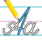 Kids Learn Cursive Writing – Cursive For Toddlers APK MOD 10.0