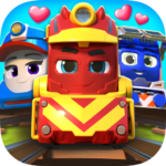 Mighty Express – Play & Learn with Train Friends APK MOD 1.4.1