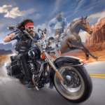 Outlaw Riders: War of Bikers APK MOD 0.3.0