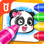 Baby Panda's Coloring Pages APK MOD 8.53.00.03