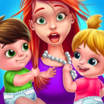 Babysitter First Day Mania – Baby Care Crazy Time APK MOD 1.1.0