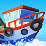 Fish idle: hooked tycoon. Your own fishing boat APK MOD v4.0.17