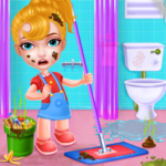 Keep Your House Clean – Girls Home Cleanup Game APK MOD 1.2.59