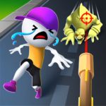 Save the Town – Free Car Shooting & Battle Game APK MOD 53