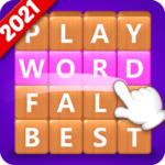 Word Fall – Brain training search word puzzle game APK MOD 3.2.2