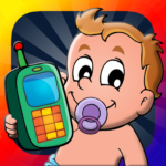 Baby Phone Game for Kids Free – Cute Animals APK MOD