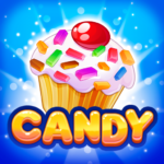 Candy Valley – Match 3 Puzzle APK MOD 1.0.0.53