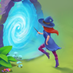 Charms of the Witch: Magic Mystery Match 3 Games APK MOD 2.44.3