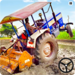Heavy Tractor Pull Driving Simulator Game 2020 APK MOD