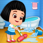 Home and Garden Cleaning Game – Fix and Repair It APK MOD