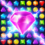 Jewels Planet – Free Match 3 & Puzzle Game APK MOD 1.2.16