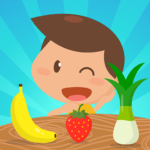 Learn fruits and vegetables – games for kids APK MOD 2.1.3