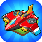 Merge Planes – Best Idle Relaxing Game APK MOD 1.1.10