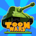 Toon Wars: Awesome PvP Tank Games APK MOD 3.62.4