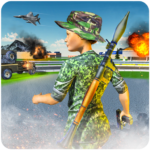 US Army Base Defense – Military Attack Game 2020 APK MOD