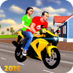 Offroad Bike Taxi Driver: Motorcycle Cab Rider APK MOD 3.2.1